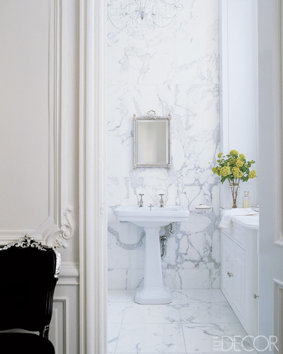 Elledecor bathroom