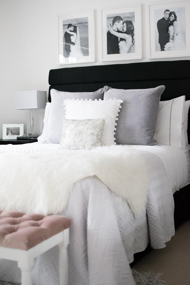 Bedroom autumn
