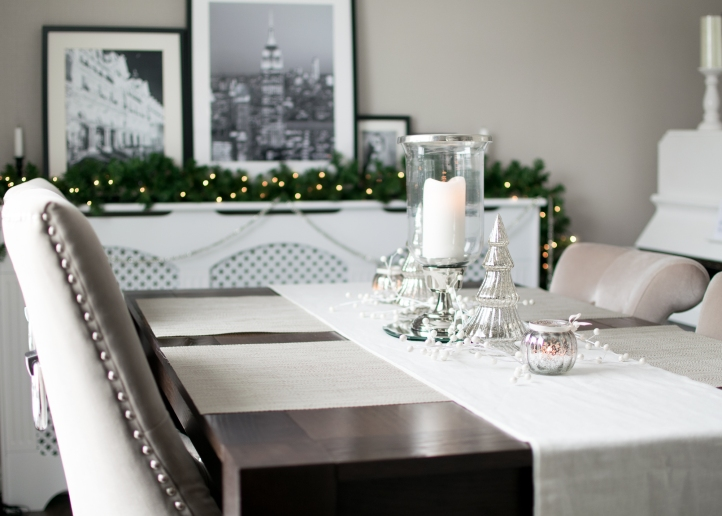 dining table close