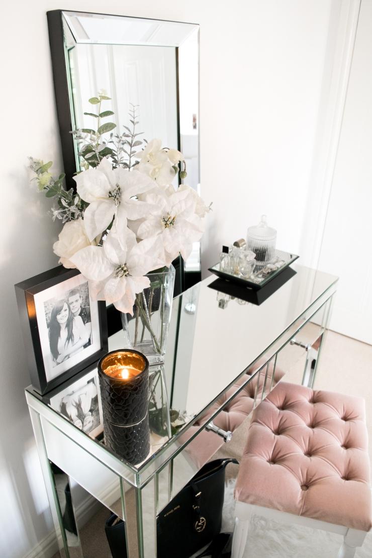 dresser bouquet