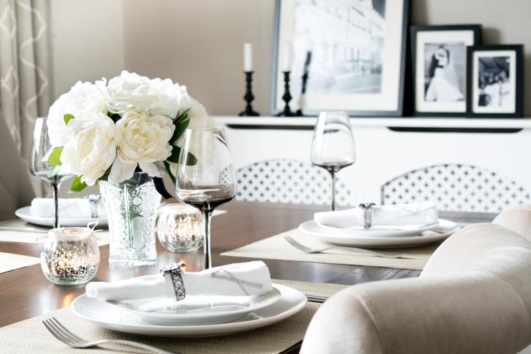 dining room photography blog after lightroom