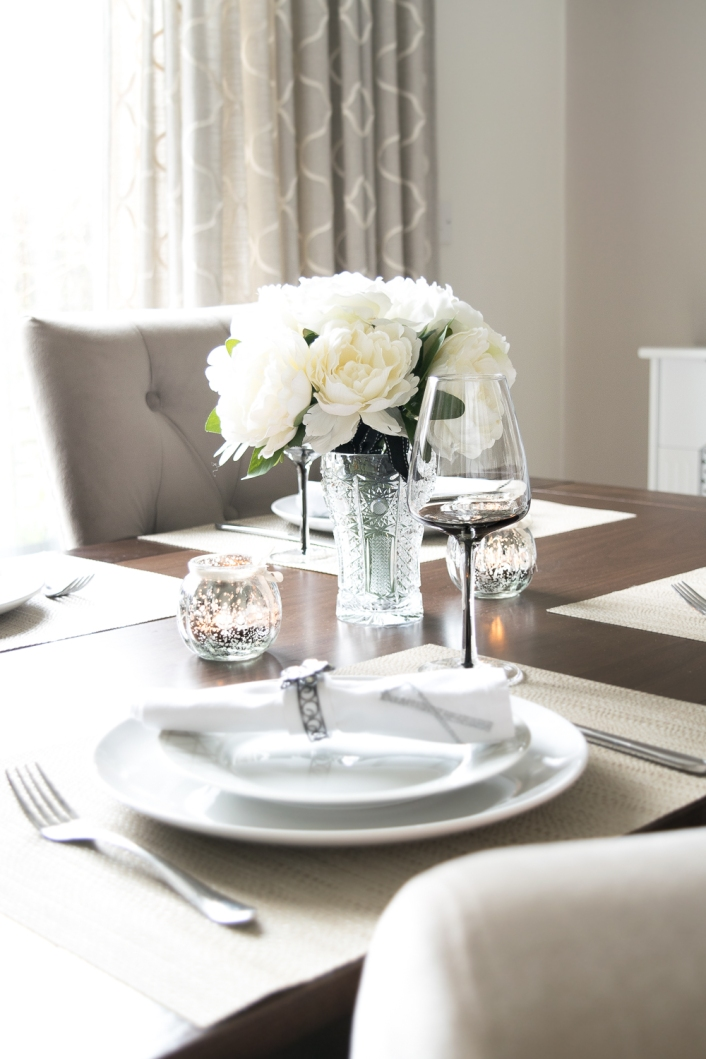 dining room photography blog